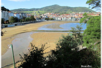 playa de Isuntza (Lekeitio)